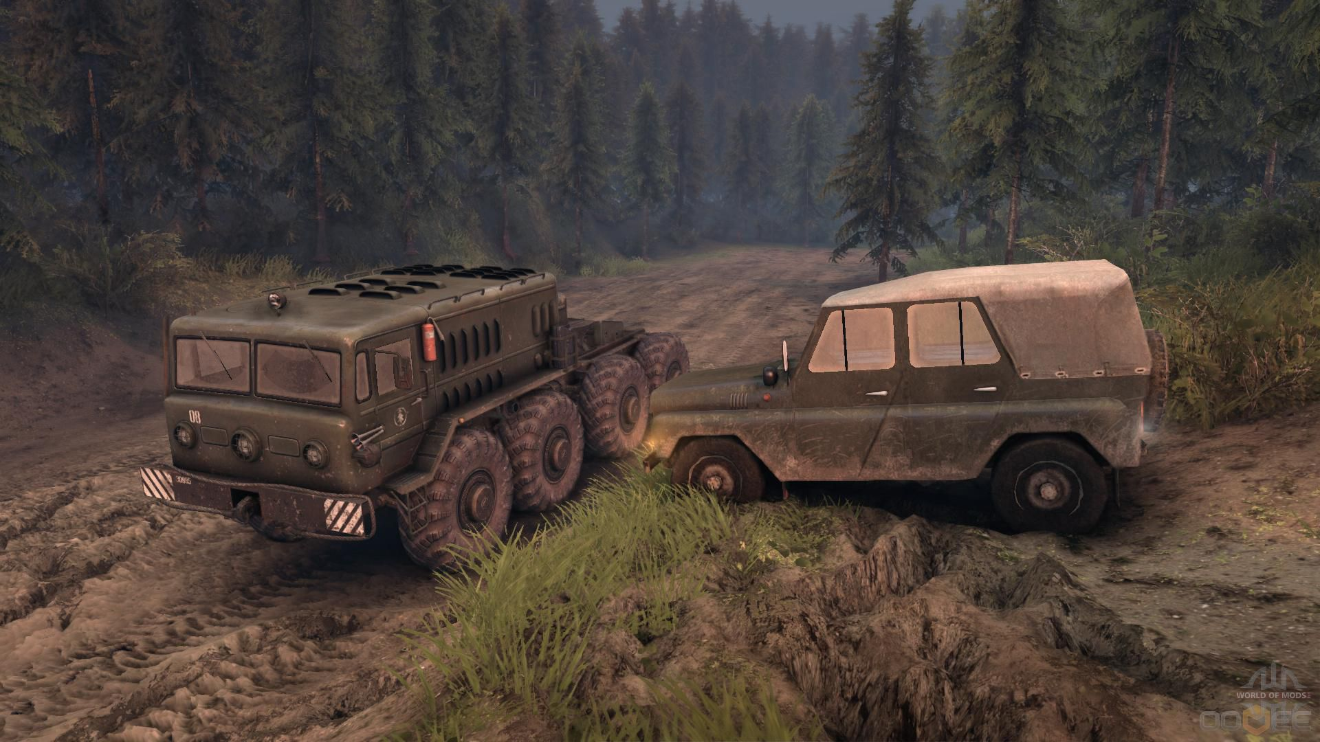 Spintires pc game highly compressed