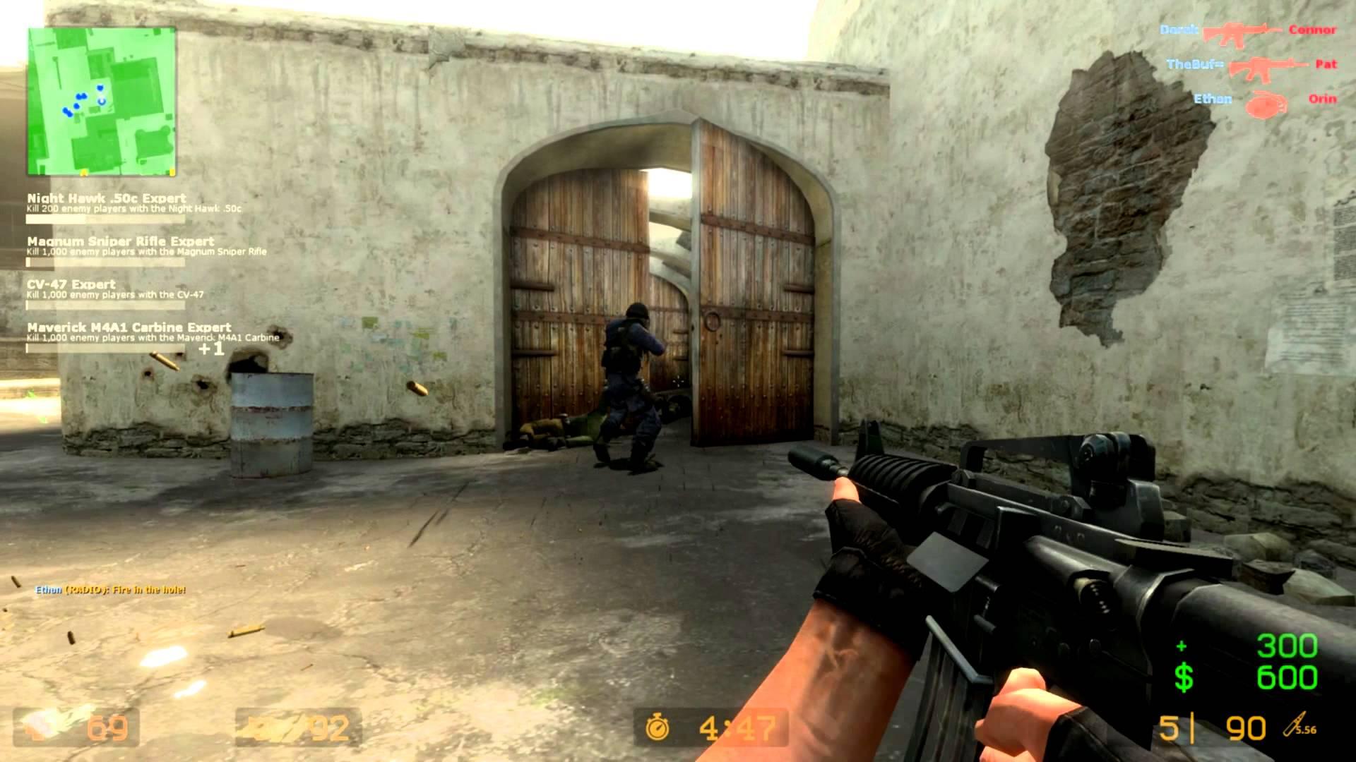 Counter Strike Source - Free Download PC Game (Full Version)